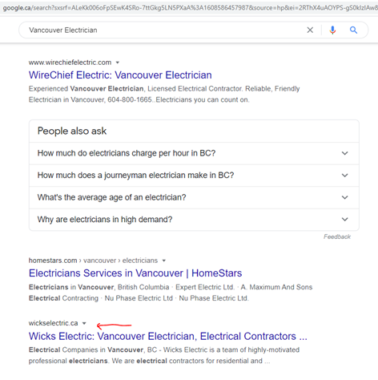 Wicks Electric